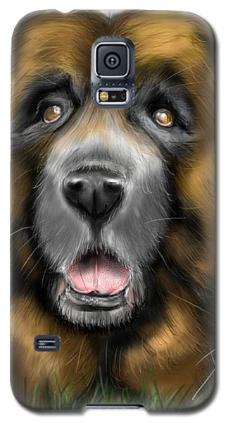 Big Dog Galaxy S5 Case by Darren Cannell