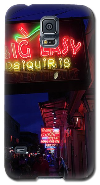 Big Easy Sign Galaxy S5 Case by Steven Spak