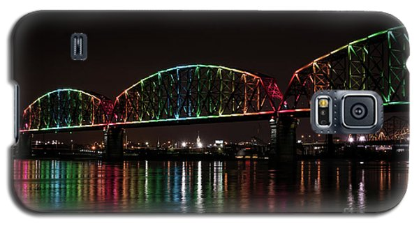 Big Four Bridge 2215 Galaxy S5 Case by Andrea Silies