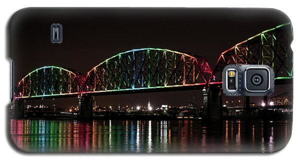 Big Four Bridge 2215 Galaxy S5 Case