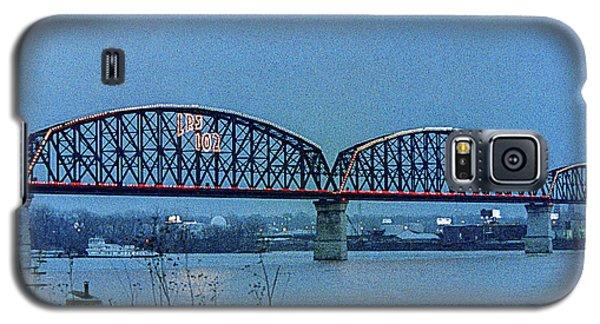 Big Four Bridge Galaxy S5 Case