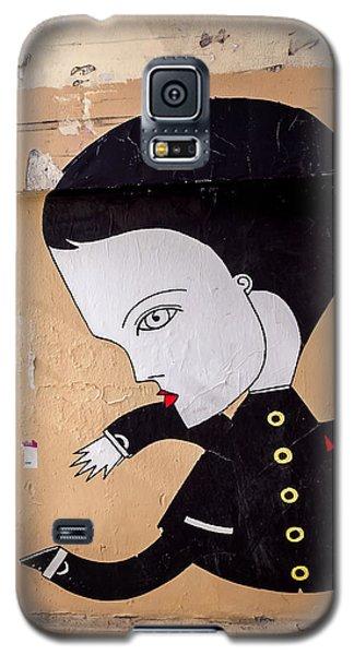 Big Head On Rue Chapon Galaxy S5 Case