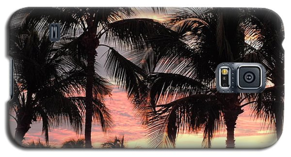 Big Island Sunset 1 Galaxy S5 Case