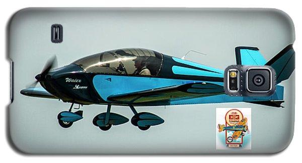 Big Muddy Air Race Number 100 Galaxy S5 Case