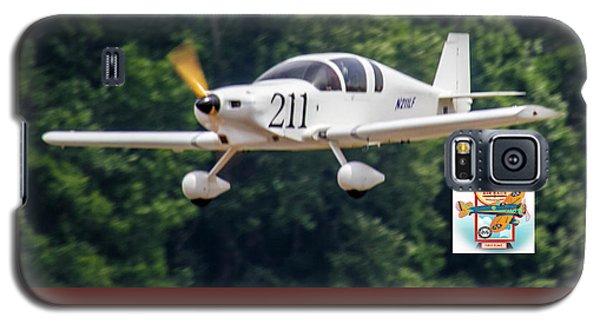 Big Muddy Air Race Number 390 Galaxy S5 Case