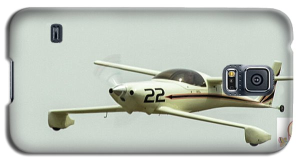 Big Muddy Air Race Number 22 Galaxy S5 Case