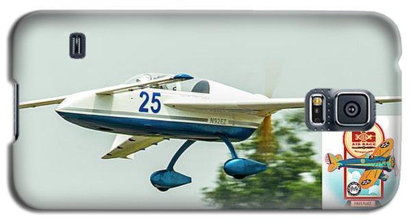 Big Muddy Air Race Number 25 Galaxy S5 Case