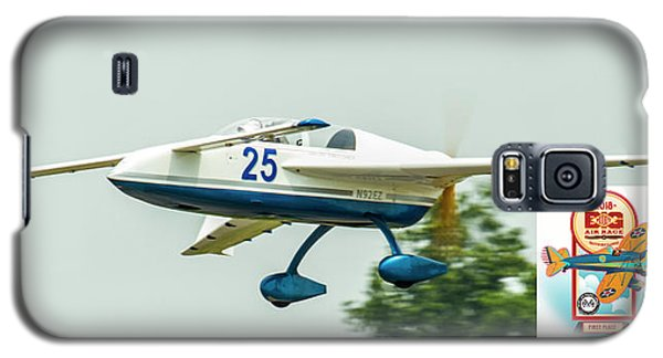 Big Muddy Air Race Number 25 Galaxy S5 Case