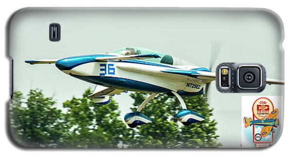 Big Muddy Air Race Number 36 Galaxy S5 Case
