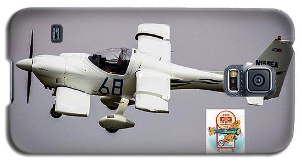 Big Muddy Air Race Number 68 Galaxy S5 Case