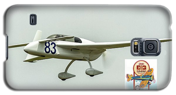 Big Muddy Air Race Number 83 Galaxy S5 Case