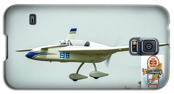 Big Muddy Air Race Number 88 Galaxy S5 Case
