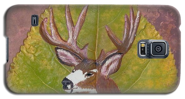 Big Mule Deer Buck Galaxy S5 Case