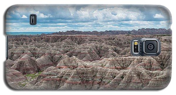 Big Overlook Badlands National Park  Galaxy S5 Case