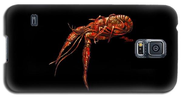 Big Red Galaxy S5 Case
