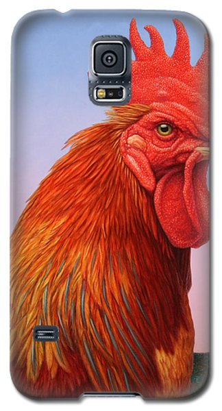 Big Red Rooster Galaxy S5 Case