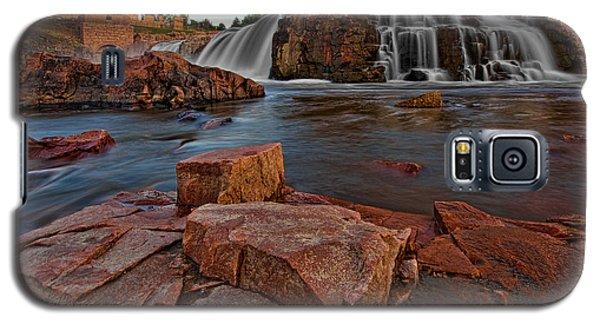 Big Sioux River Falls Galaxy S5 Case
