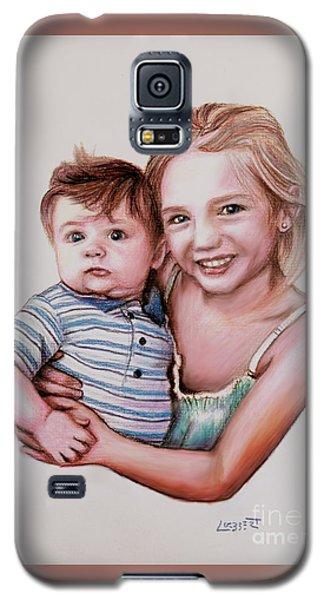 Big Sister Galaxy S5 Case by Dave Luebbert