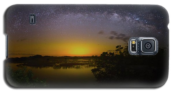 Big Sky Galaxy Galaxy S5 Case by Mark Andrew Thomas