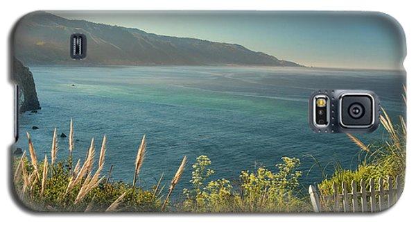 Big Sur At Lucia, Ca Galaxy S5 Case by Dana Sohr