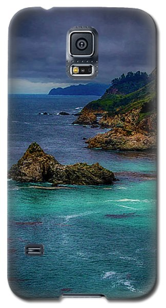 Big Sur Coastline Galaxy S5 Case by Joseph Hollingsworth