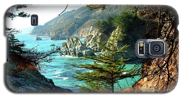 Big Sur Vista Galaxy S5 Case