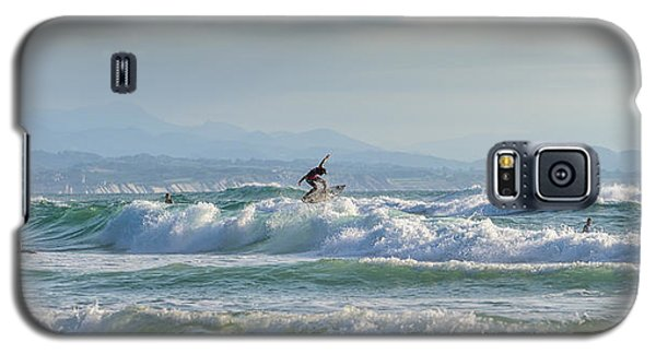 Big Surf Invitational I Galaxy S5 Case by Thierry Bouriat