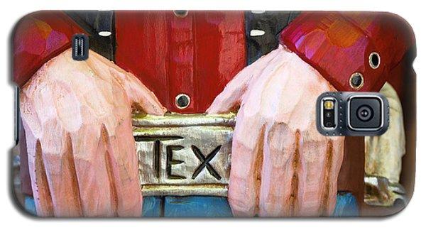 Big Tex Galaxy S5 Case
