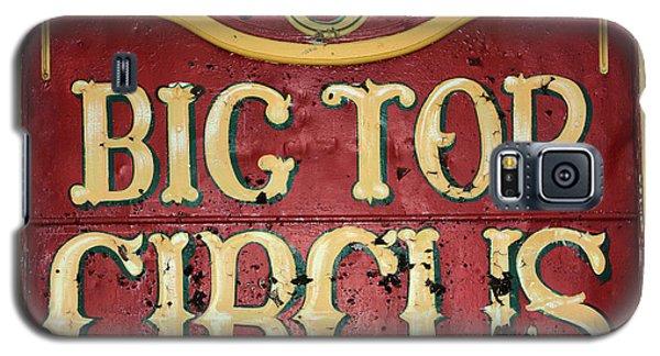 Big Top Circus Galaxy S5 Case