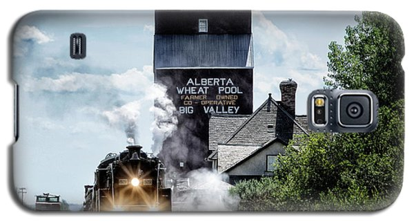 Big Valley Steam Galaxy S5 Case