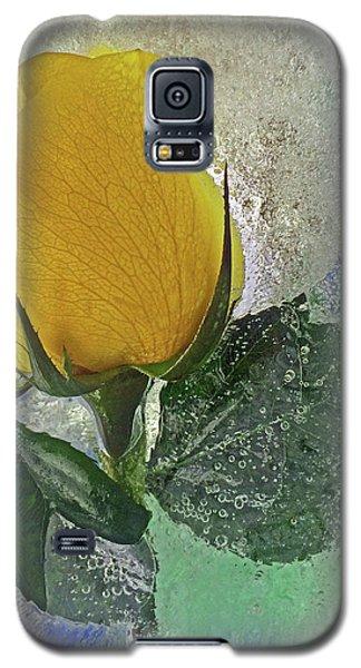 Big Yellow Galaxy S5 Case