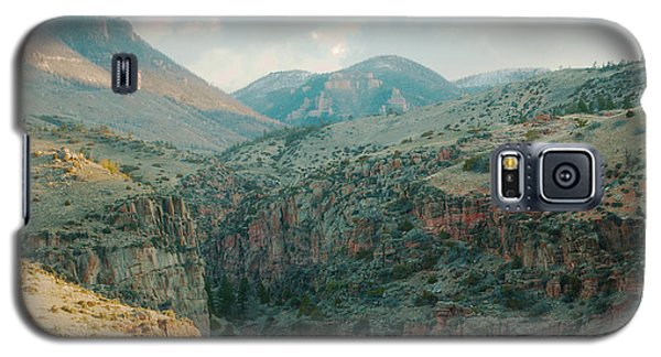 Bighorn National Forest Galaxy S5 Case