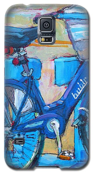 Bike Bubbler Galaxy S5 Case by Les Leffingwell