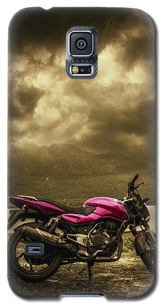 Bike Galaxy S5 Case by Charuhas Images