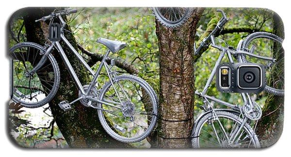 Bikes In A Tree Galaxy S5 Case