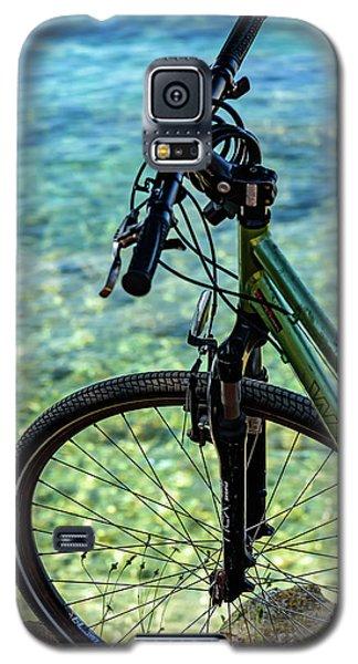 Biking The Rovinj Coastline - Rovinj, Istria, Croatia Galaxy S5 Case