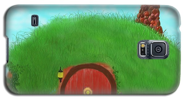 Bilbo's Home In The  Shire Galaxy S5 Case by Kevin Caudill
