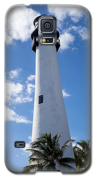 Bill Baggs Lighthouse Cape Florida State Park Palm Trees Galaxy S5 Case