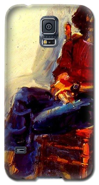Bill Odbert Galaxy S5 Case