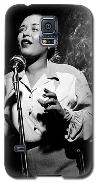 Billie Holiday  New York City Circa 1948 Galaxy S5 Case