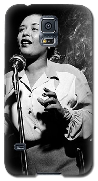 Billie Holiday  New York City Circa 1948 Galaxy S5 Case by David Lee Guss