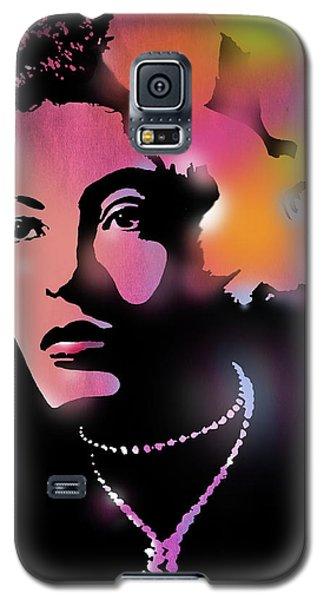 Billie Holiday Galaxy S5 Case