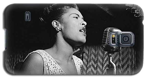 Billie Holiday William Gottlieb Photo New York City 1947 Galaxy S5 Case