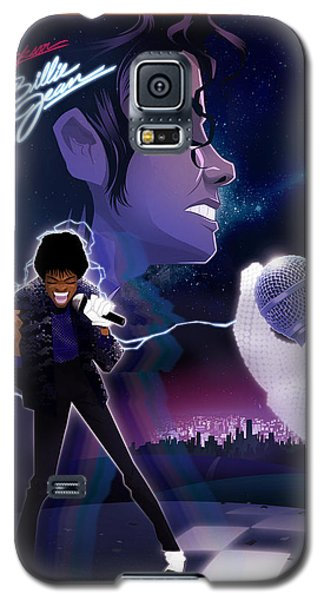 Billie Jean 2 Galaxy S5 Case
