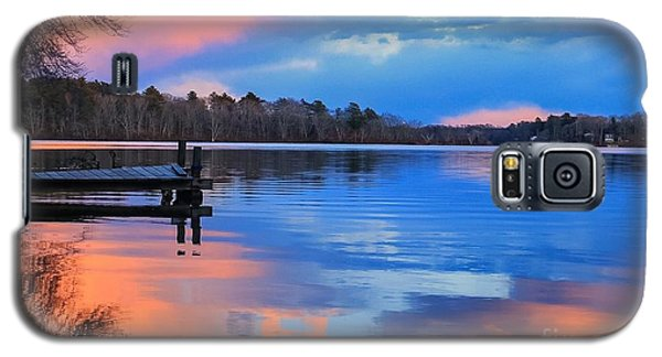 Billington Sea Sunset Galaxy S5 Case by Amazing Jules