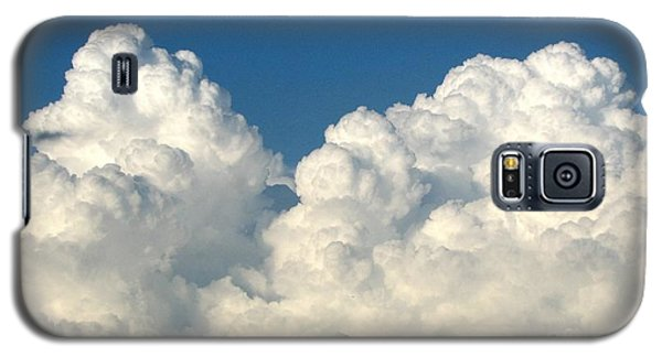 Billowing Clouds 1 Galaxy S5 Case