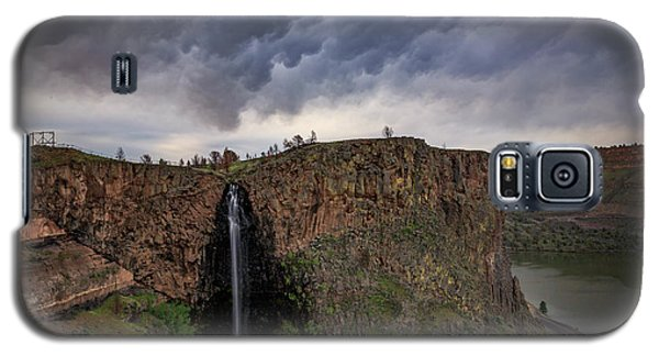 Billy Chinook Falls Galaxy S5 Case