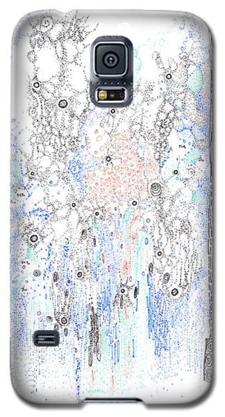 Bingham Fluid Or Paste Galaxy S5 Case