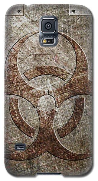 Bio Hazard Galaxy S5 Case
