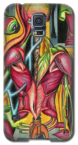 Biological Fusion Galaxy S5 Case